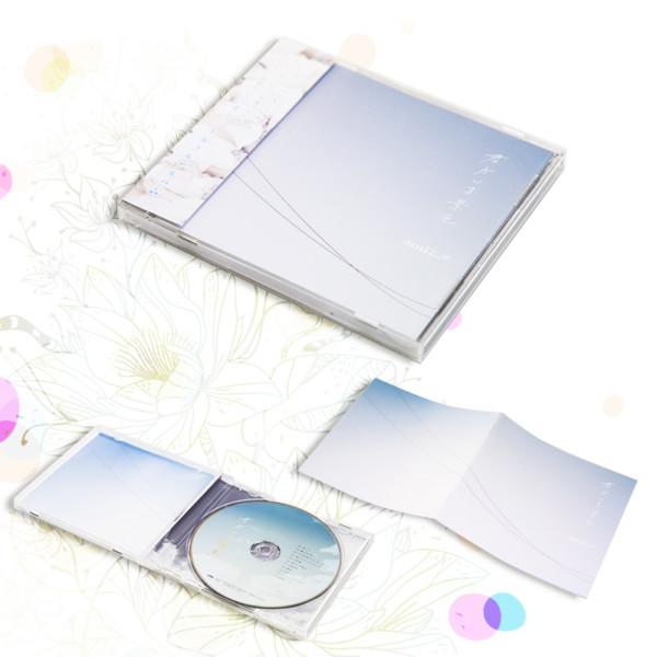 【クリエイティブオフィスSHOW CASE様 CDパッケージ】2018.12.03